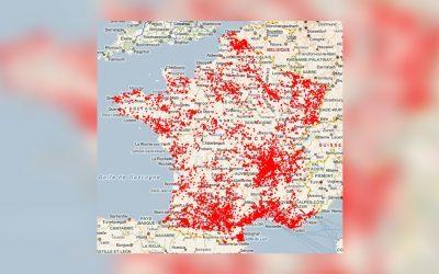 Déjà plus de 10 000 clients, partout en France