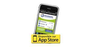 evasol_actualites_lancement_calculatrice_solaire_ios_iphone