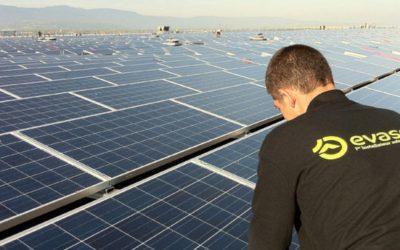 Evasol participe à des projets photovoltaïques de grande envergure