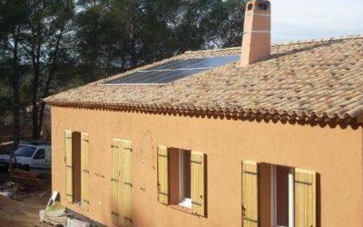 Installation photovoltaïque à Draguignan