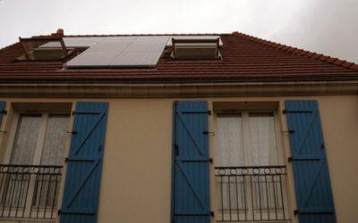 Installation de panneaux photovoltaïques Yvelines 78